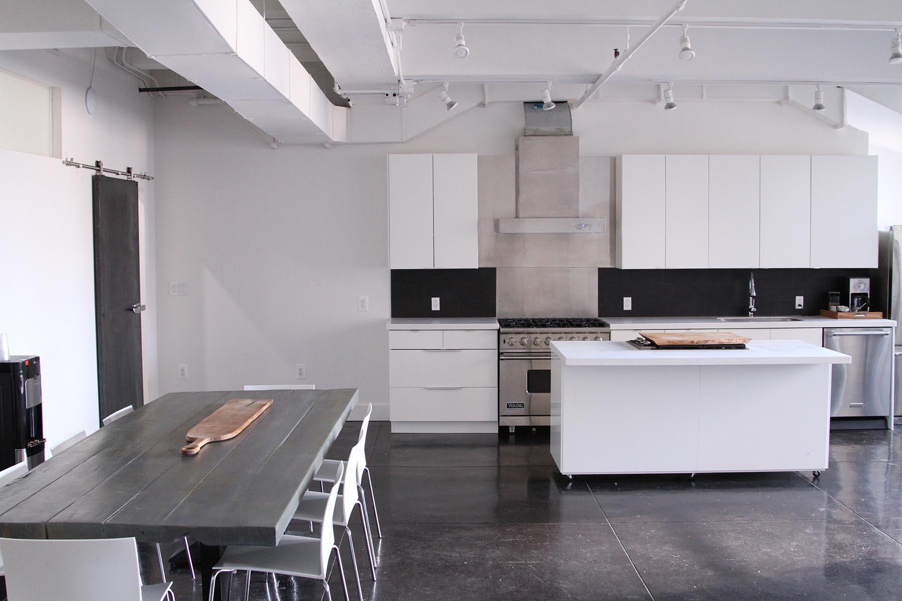 Shooting Kitchen Studio